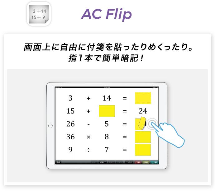 図:AC Flip