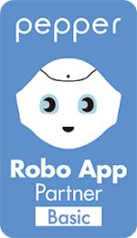 画像:pepper Robo App Partner Basic