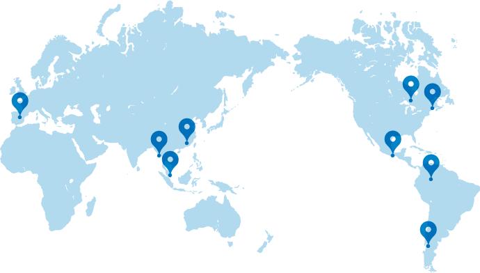 図:教育関連企業様向けERP導入支援