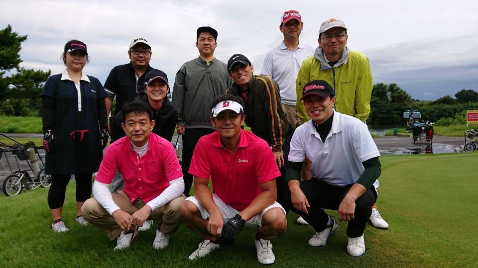 東京ゴルフ部の初活動