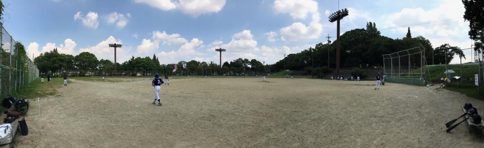 AIA野球大会 ~暑き夏の戦い~