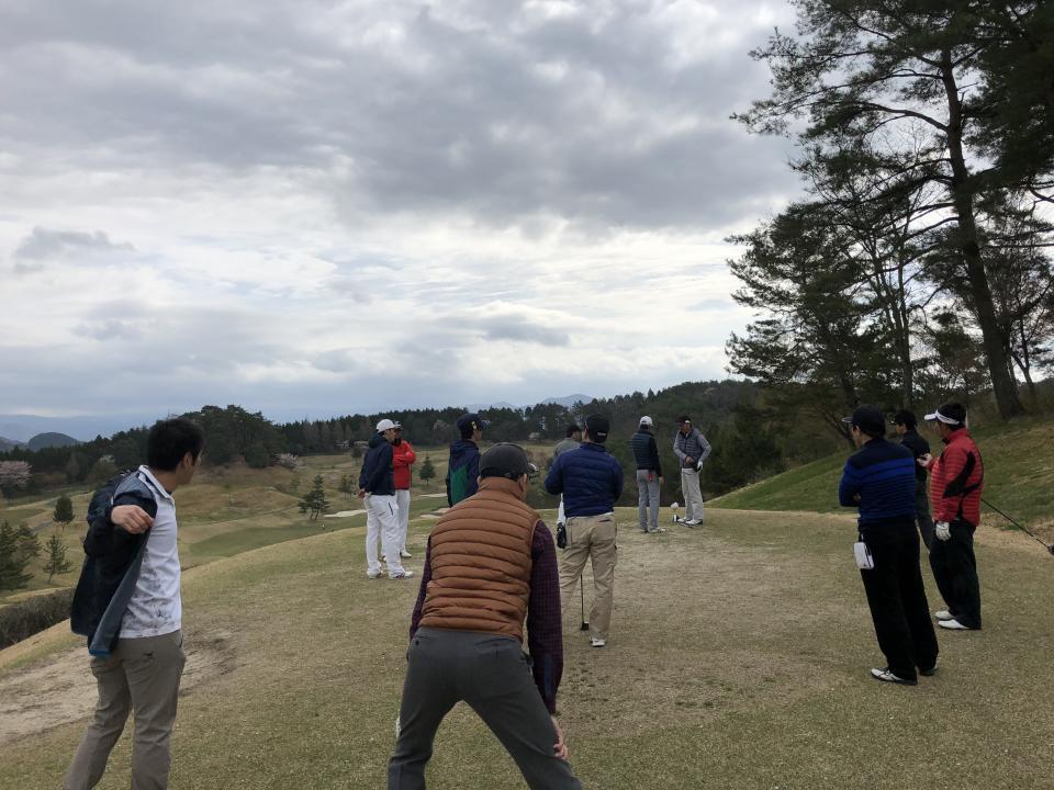 第七回ゴルフコンペ!!