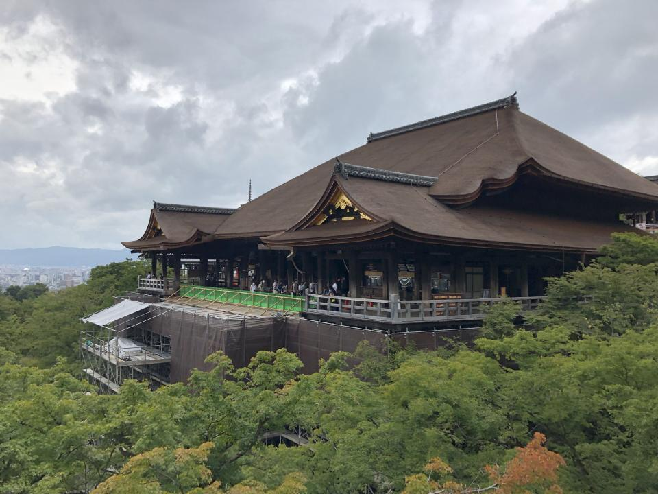 【晩夏の京都】2年目社会人の一人歩き旅