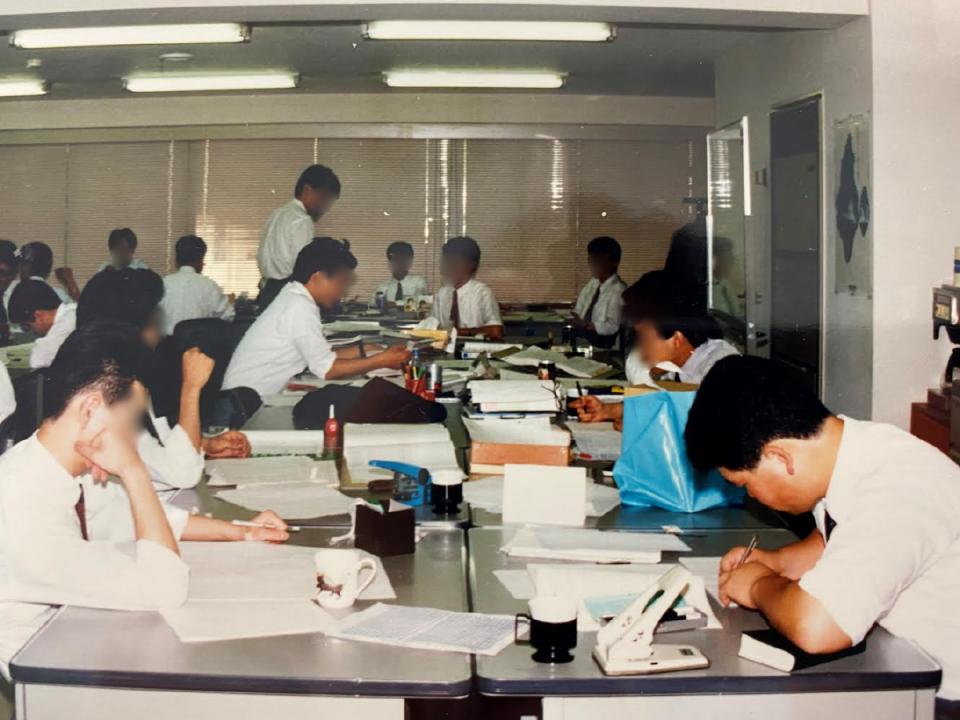 昭和のシステム開発現場